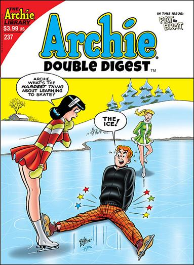Archie's Double Digest Magazine 237-A by Archie