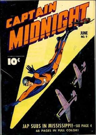 Captain Midnight (1942) 9-A