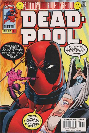 Deadpool (1997) 5-A by Marvel