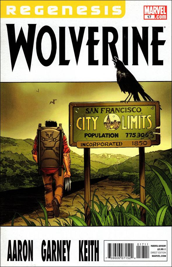 Wolverine (2010) 17-A by Marvel