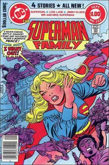 Superman Family 222-A by DC