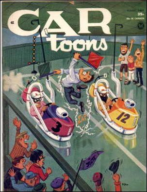 CARtoons (1961) 18-A by Peterson