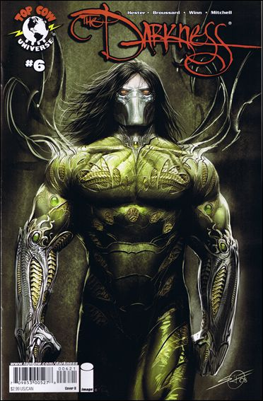 Darkness (2007) 6-B by Top Cow
