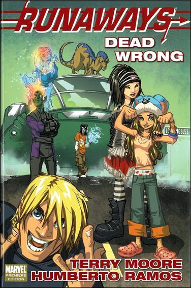 Runaways: Dead Wrong nn-A by Marvel