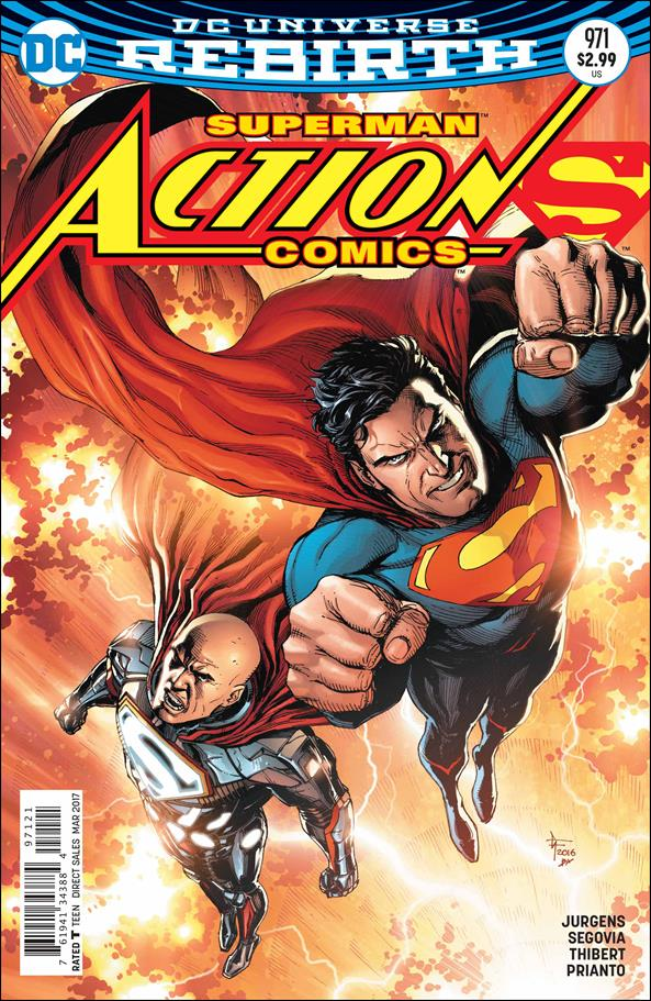 Action Comics (1938) 971-B by DC