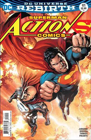 Action Comics (1938) 971-B