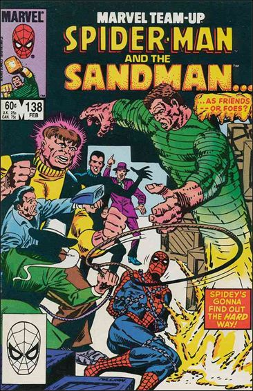 Marvel Team-Up (1972) 138-A by Marvel