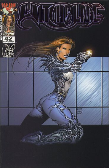 Witchblade 42-C by Top Cow