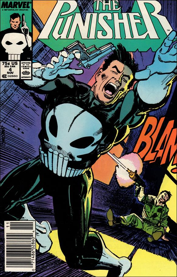 Punisher (1987) 4-A by Marvel