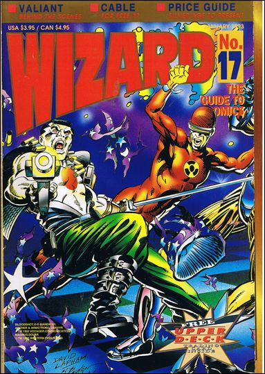 Wizard: The Guide to Comics 17-C by Wizard Press