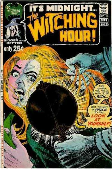Witching Hour (1969) 16-A by DC