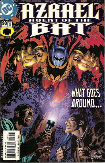 Azrael (1995) 90-A by DC