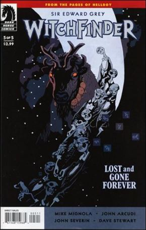 Witchfinder: Lost and Gone Forever 5-A