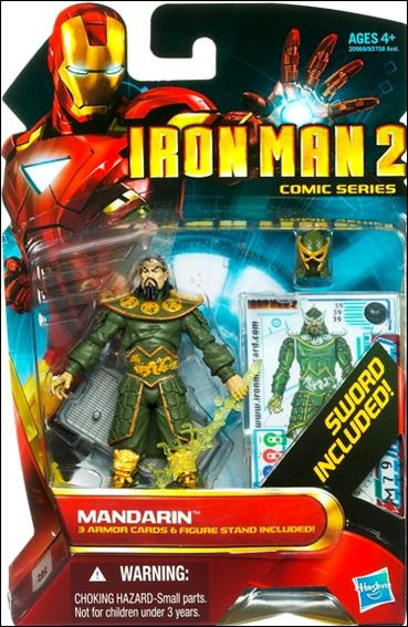 Iron Man 2 Mandarin (Comic Series) by Hasbro
