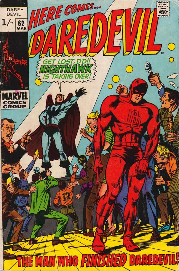Daredevil (1964) 62-B by Marvel