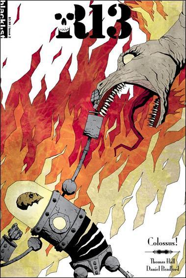 Robot 13: Colossus 2-A by Blacklist Studios