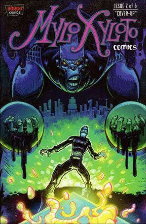 Mylo Xyloto Comics 2-A
