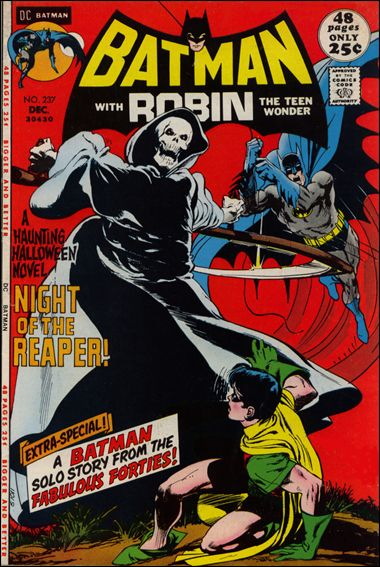 Batman (1940) 237-A by DC