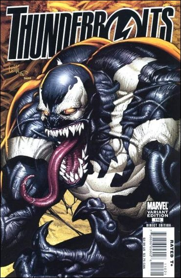 Thunderbolts (1997) 110-B by Marvel