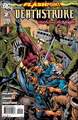 Flashpoint: Deathstroke & the Curse of the Ravager 2-A