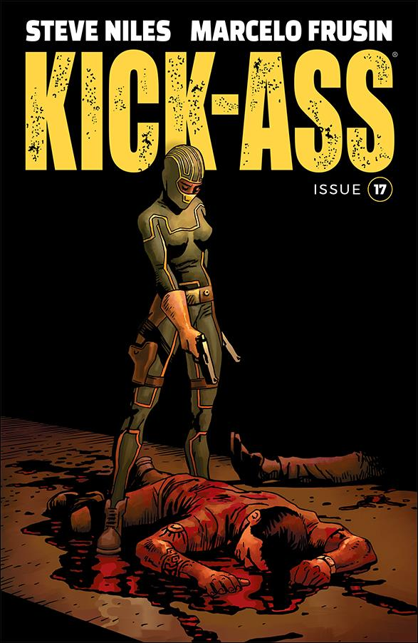 Kick-Ass (2018) 17-A by Image