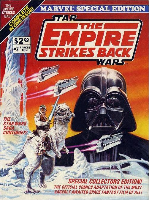 Marvel Special Edition featuring Star Wars: The Empire Strikes Back 2-A by Marvel