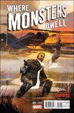 Where Monsters Dwell (2015) 1-B