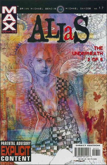 Alias (2001) 17-A by Max