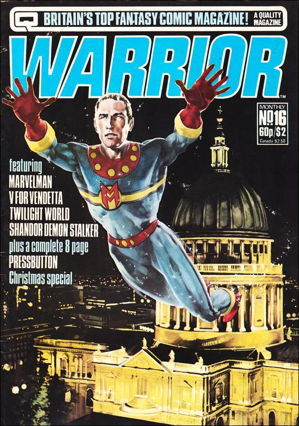 Warrior (UK) 16-A by Quality Communications