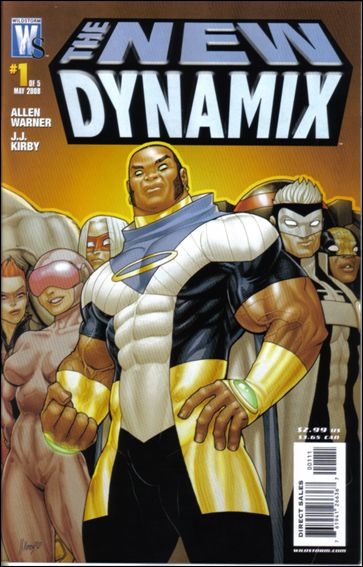 New Dynamix 1-A by WildStorm