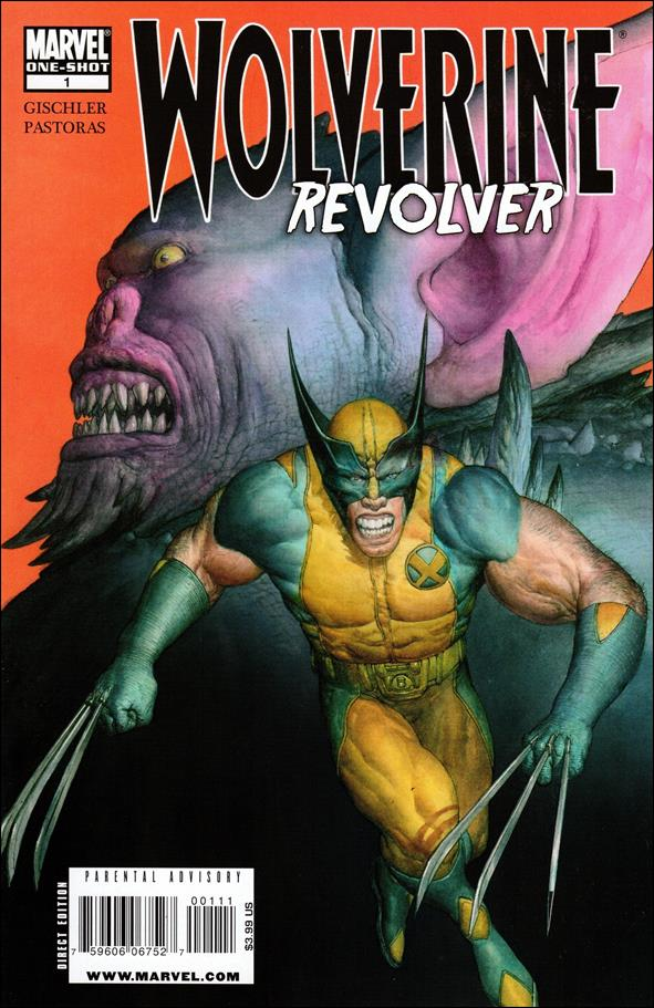 Wolverine: Revolver 1-A by Marvel