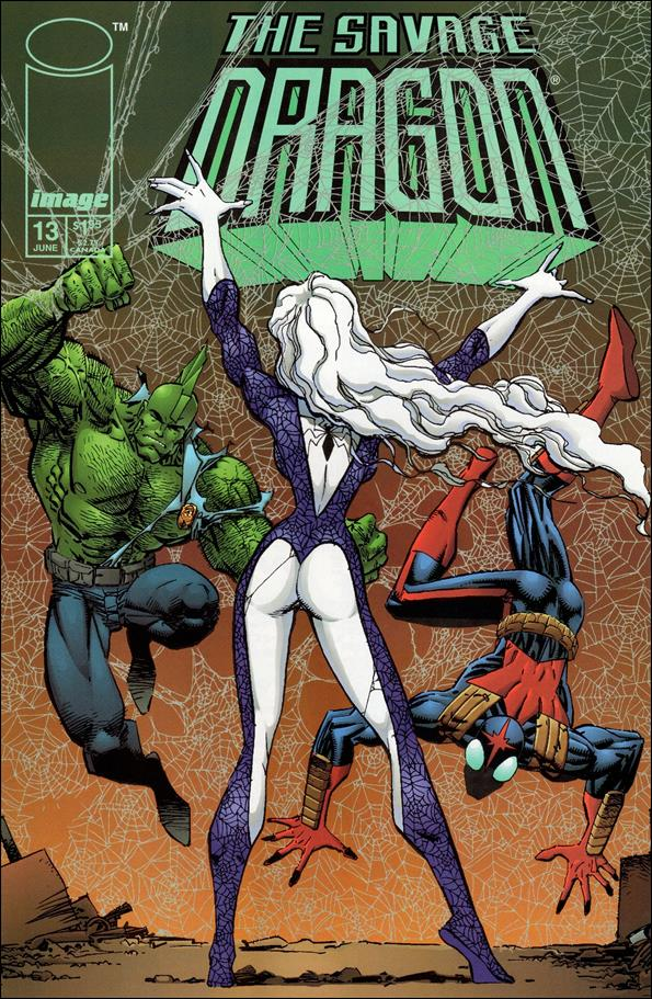 Savage Dragon (1993) 13.2-A by Image