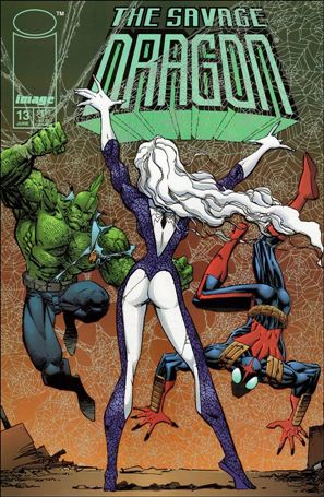 Savage Dragon (1993) 13.2-A