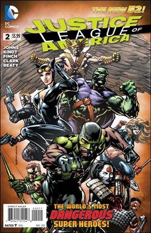 Justice League of America (2013)  2-A