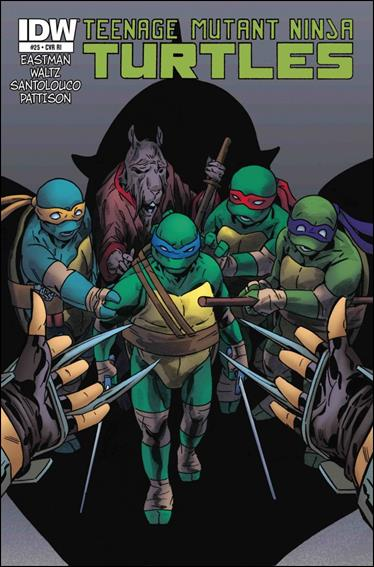 Teenage Mutant Ninja Turtles (2011) 25-C by IDW