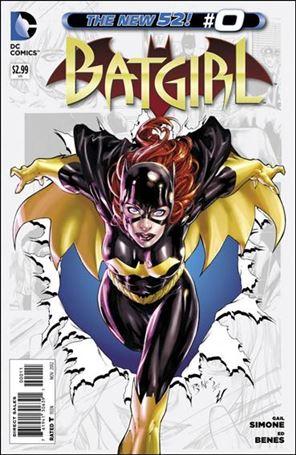 Batgirl (2011) 0-A