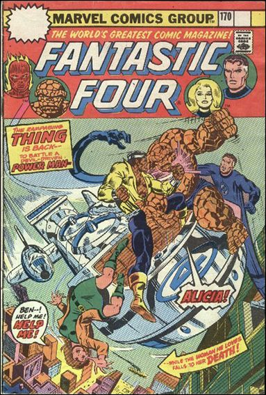 Fantastic Four (1961) 170-D by Marvel