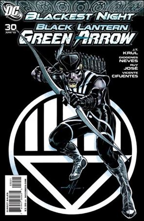 Green Arrow (2010/04) 30-B