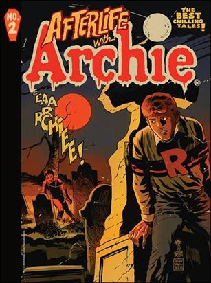 Afterlife With Archie Magazine 2-A