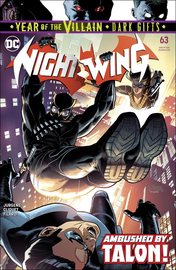 Nightwing (2016) 63-A by DC