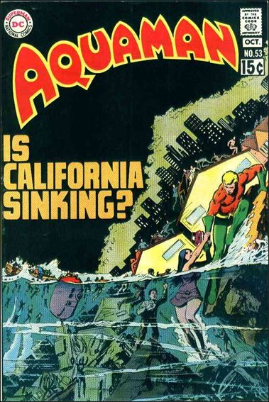 Aquaman (1962) 53-A by DC