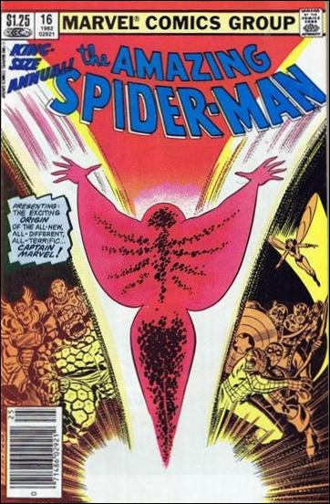 Amazing Spider-Man Annual 16-B by Marvel