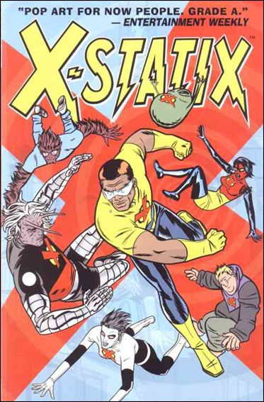 X-Statix 2-A by Marvel