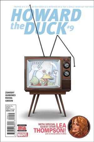 Howard the Duck (2016) 9-A