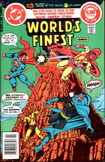 World's Finest Comics 276-A by DC