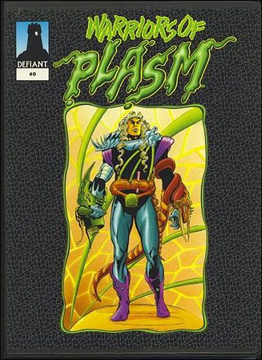 Warriors of Plasm 0-A by Defiant