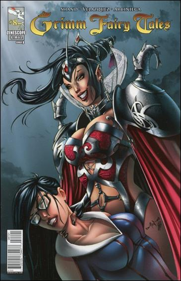 Grimm Fairy Tales 87-B by Zenescope Entertainment