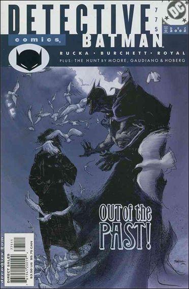Detective Comics (1937) 775-A by DC