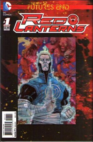 Red Lanterns Futures End 1 A Nov 2014 Comic Book By Dc
