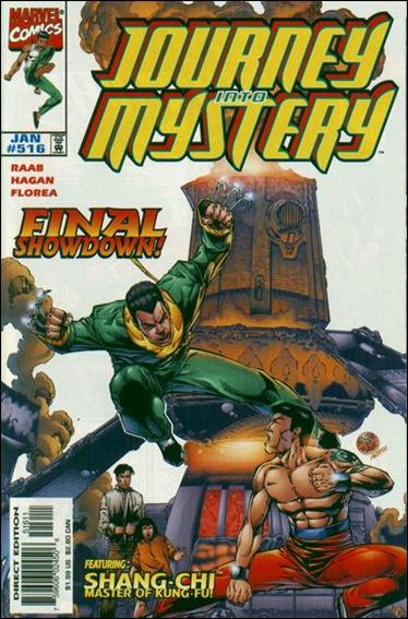 Journey into Mystery (1952) 516-A by Marvel